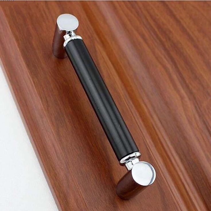 1000 ideas about wardrobe door handles on pinterest wardrobe doors cupboard door knobs and - Black kitchen cabinet handles ...