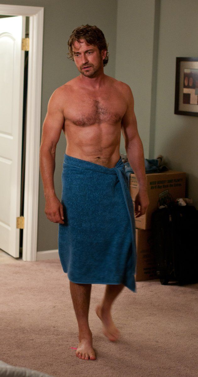 Image result for gerard butler naked