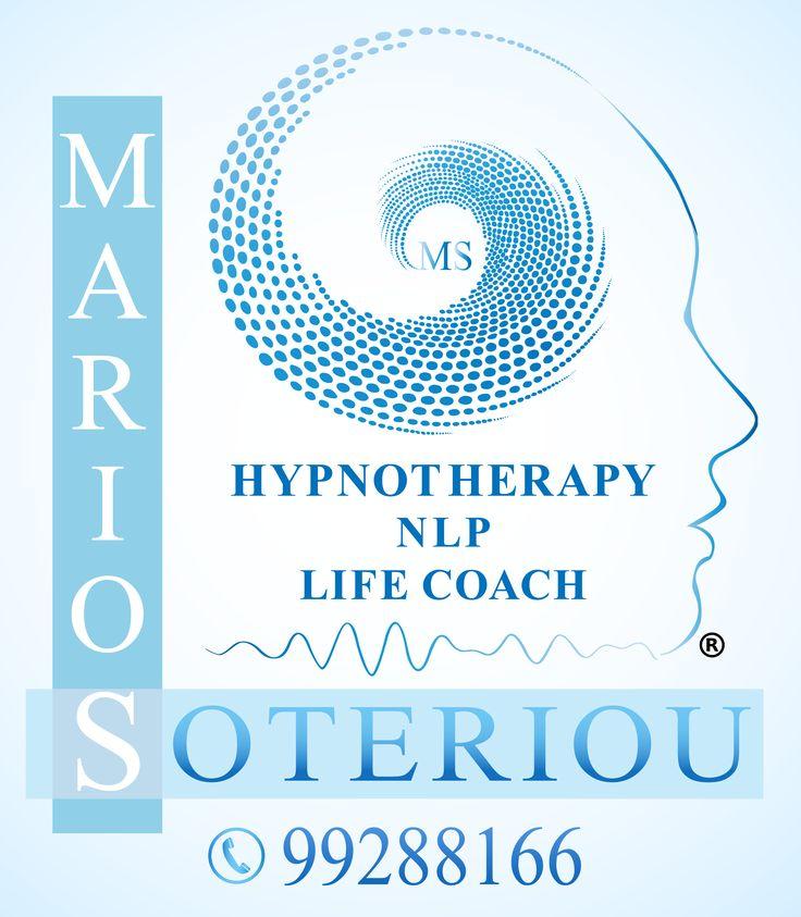 Μάριος Σωτηρίου.Κλινική Υπνοθεραπεία με Ψυχοθεραπεία. Master NLP – Νευρογλωσσικός Προγραμματιστής.Life coaching – Σύμβουλος Ζωής και Προσωπικής Ανάπτυξης- Βιωματικά Εργαστήρια.Τηλ. 99288166 #hypnotherapy #nlp #lifecoaching #υπνοθεραπεία #βιωματικά #εργαστήρια #κρίσεις πανικού #άγχος #αγοραφοβία #φοβίες #αυτοπεποίθηση #αυτοεκτίμηση #phobias #anxiety registered trademark blog: https://therapeutikokentro.wordpress.com/