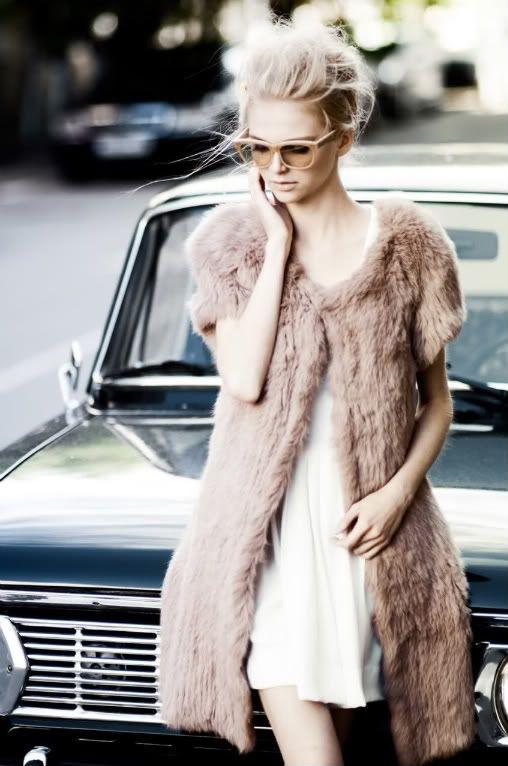 lovely #fur coat