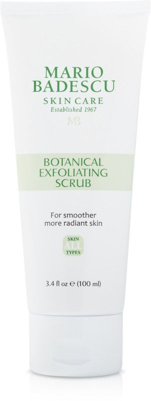 Mario Badescu Botanical Exfoliating Scrub | Ulta Beauty