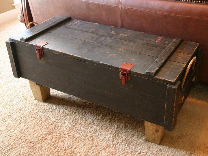 diy wooden ammo box - Google Search | Ammo box, Ammo ...