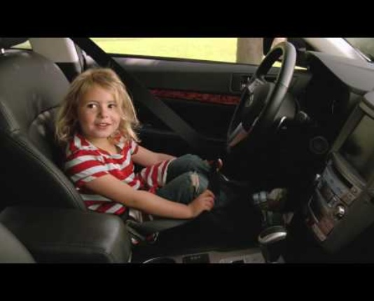 Funny Car Commercials: Subaru Commercial Dad Sees His Daughter As A Little Girl