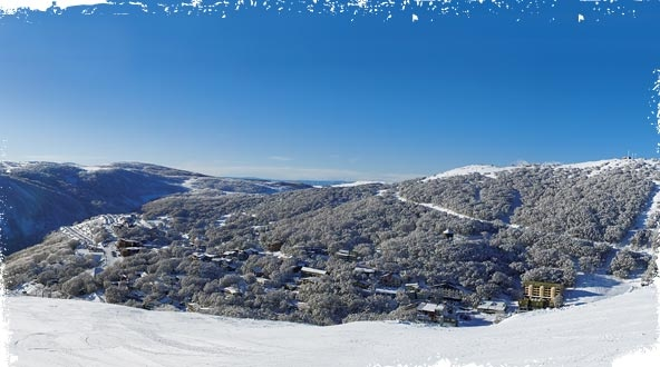 Falls Creek Alpine Resort in Victoria #snowaus