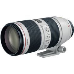 Canon EF 70-200mm f/2.8L IS II USM Telephoto Zoom Lens 2751B002