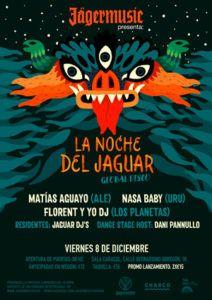 La Noche del Jaguar vuelve a hacer rugir Madrid