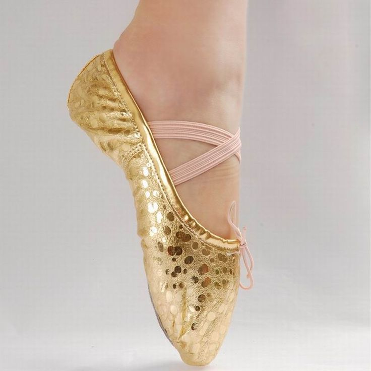 New Gold Silver Size 23~44 Children Soft Sole Girls Flats Shoes Women Ballet Shoes For Kids Adult Ladies #F6225 #>=#>=#>=#>=#> Click on the pin to check out discount price, color, size, shipping, etc. Save and like it!