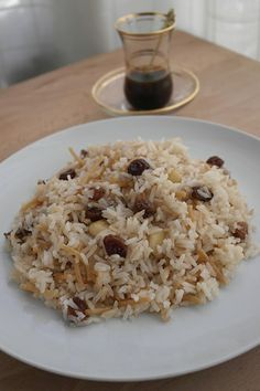 Cómo preparar arroz árabe. Receta peruana - Recetasderechupete.com