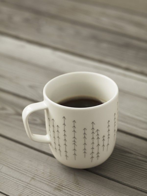 A mug from Sarjaton collection by Iittala