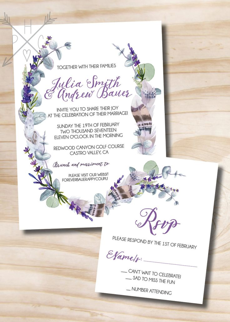 759 best Custom Digital and Printed Invitations images on – Printed Invitation Cards