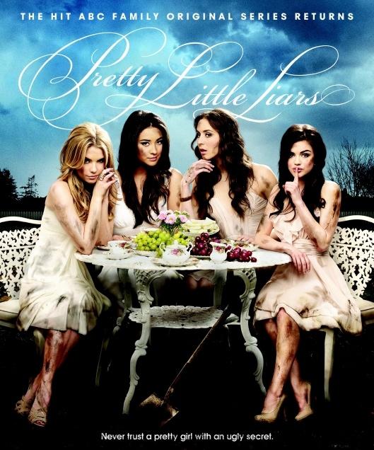 PLL: Shay Mitchell, Liars Seasons, Abc Families, Favorite Tv, Pll, Tv Show, Tv Series, Movie, Pretty Little Liars