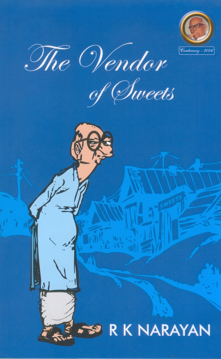 The Vendor Of Sweets By Rk Narayan