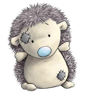 Konker the hedgehog.