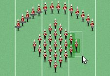 Create your own marching drill shows, compete with friends, and more!