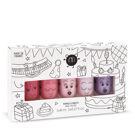 Nailmatic: Party - Set of 5 Polishes