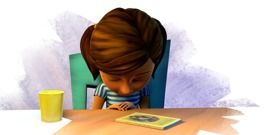 Pray Anytime | Sing along with Sophia about praying to Jehovah anytime.  (Become Jehovah's Friend | Animated Videos)