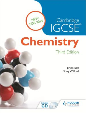 Free Download Cambridge IGCSE Chemistry written by Bryan Earl and Doug Wilford in pdf. published by Hodder Education.