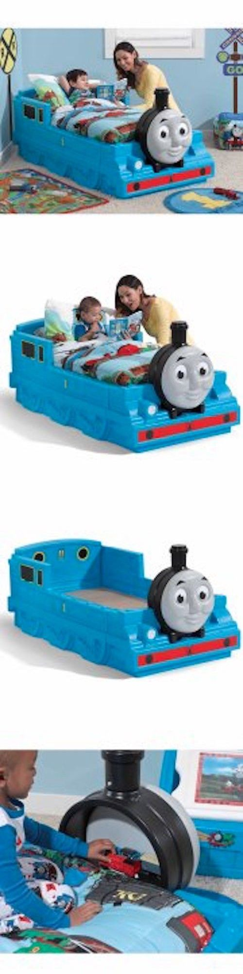 Home Decor: Step 2 Thomas The Tank Engine Toddler Bed BUY IT NOW ONLY: $189.99