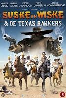 "Suske en Wiske & de Texas Rakker (2009) - gebaseerd op de stripverhalen ""Suske en Wiske"" van Willy Vandersteen || Filmkeuring: 6+ || http://www.ikvindlezenleuk.nl/2013/03/woensdag-op-tv-suske-en-wiske-de-texas.html"