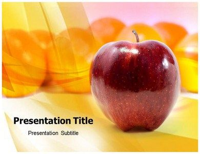 Get vast collection on Apple PowerPoint, in medical term Apple is used as a vitamin. Hurry to download best ppt slides on Apple PPT templates also Logon Slideworld.