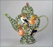 Kari Russell-Pool | Teapot Series
