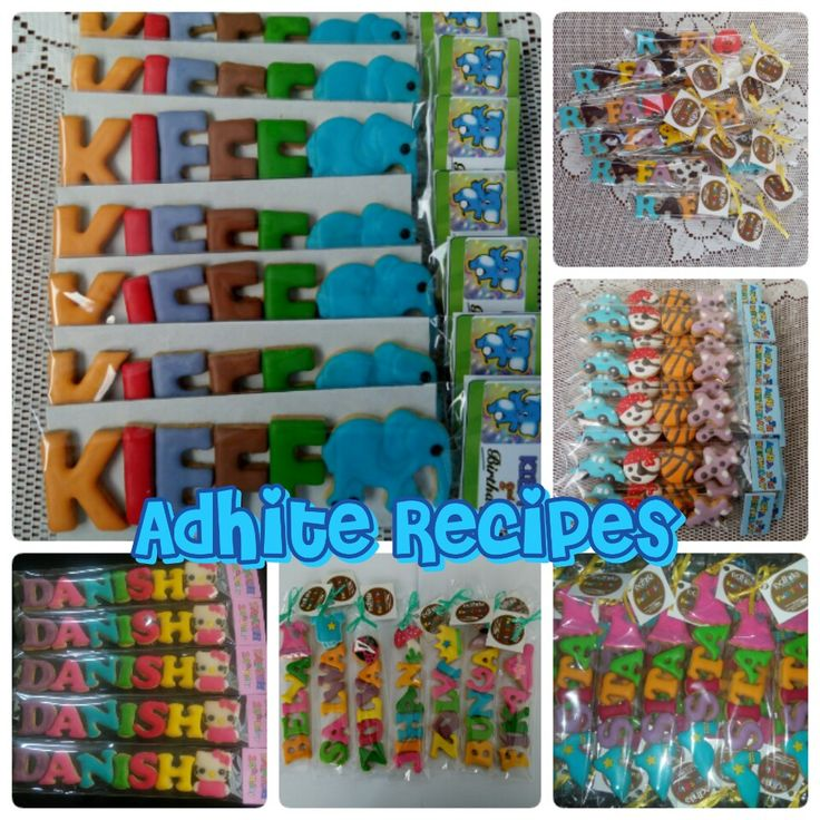 My cookies collection