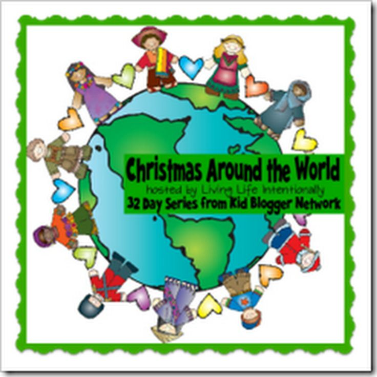 Christmas around the world 6 crafts activities for Around the world crafts