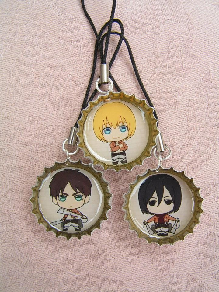 ... and the mobile charms