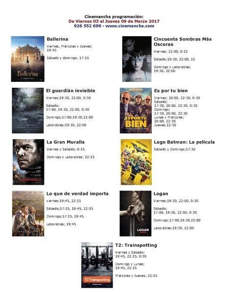 Cartelera Cinemancha del 03 al 09 marzo - https://herencia.net/2017-03-02-cartelera-cinemancha-del-03-al-09-marzo/?utm_source=PN&utm_medium=herencianet+pinterest&utm_campaign=SNAP%2BCartelera+Cinemancha+del+03+al+09+marzo