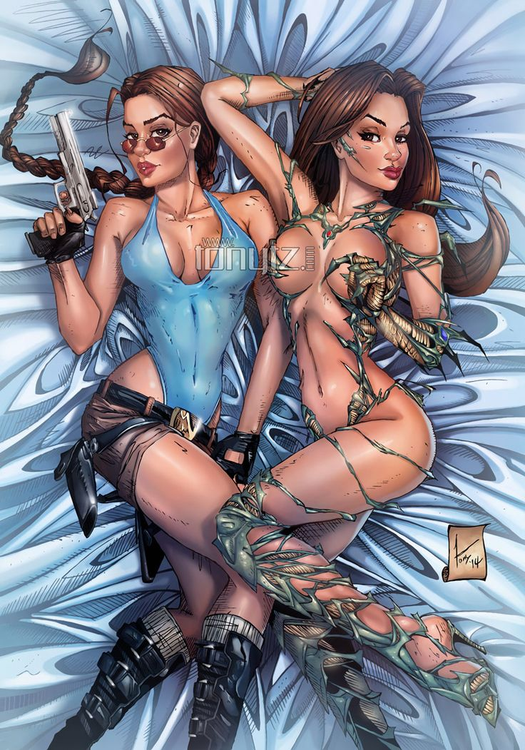 Witchblade erotic art-1685