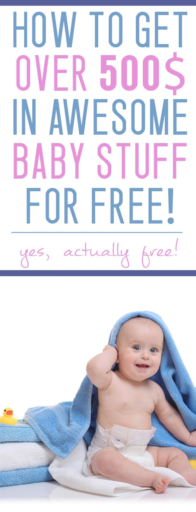 New Baby FREEBIES! Check this out - this stuff is AWESOME!