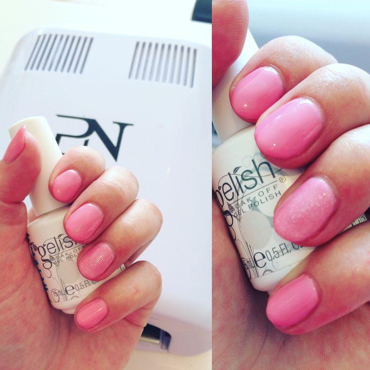 Gelish Ella kind of girl Pro Nails Manicure
