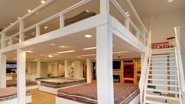 Onze showroom in Hilversum. Kom langs en wij adviseren u graag!