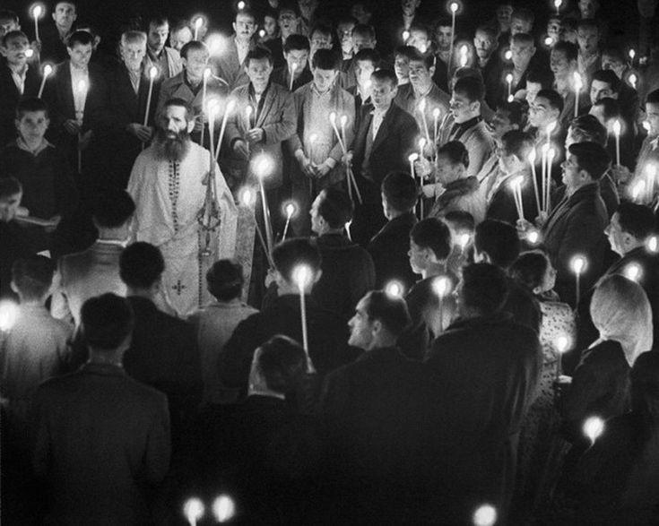 Πάσχα. Ήπειρος, 1957