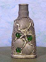 Купить декоративные бутылки для декора: ручная работа