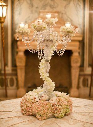 decoracin boda con velas