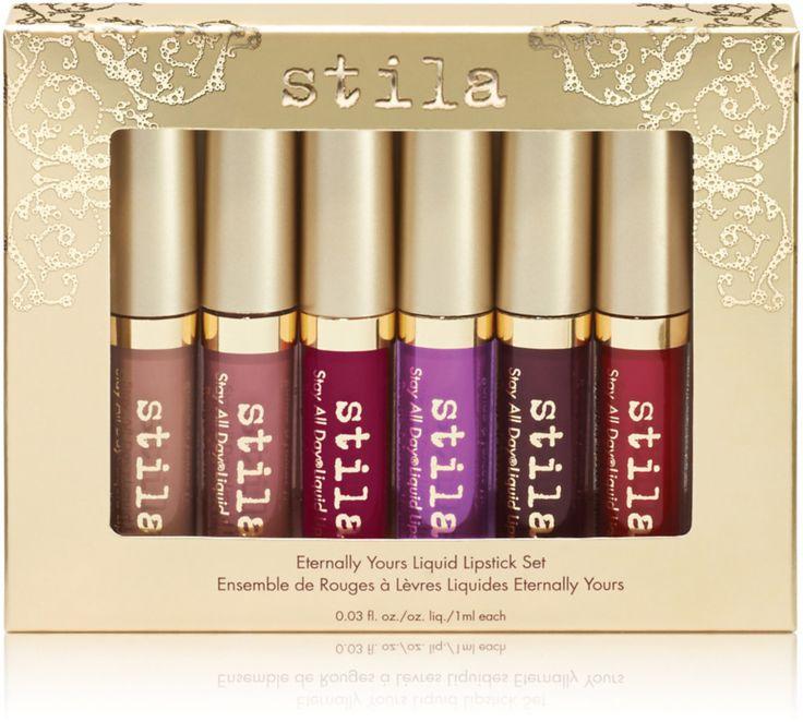 Stila Online Only Eternally Yours Liquid Lipstick Set Ulta.com - Cosmetics, Fragrance, Salon and Beauty Gifts