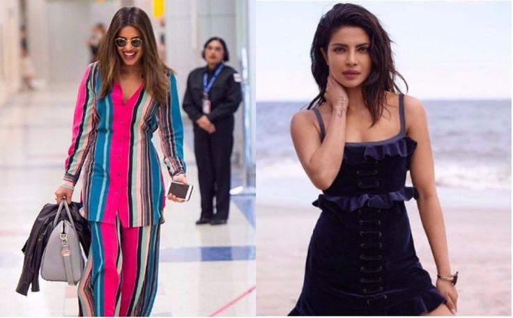 Priyanka Chopra digelar badut kerana pakai baju berwarna-warni   Pelakon yang sedang mencipta nama di Hollywood Priyanka Chopra dikritik hebat pereka fesyen India kerana tampil mengayakan pakaian berwarna-warni.  Priyanka Chopra digelar badut kerana pakai baju berwarna-warni  Menerusi laporan Dailymail pakaian yang digayakan Priyanka kelihatan pelik ketika dia berjalan di sekitar New York City Amerika Serikat baru-baru ini.  Baju yang digayakan Priyanka sungguh memalukan dan dia kelihatan…