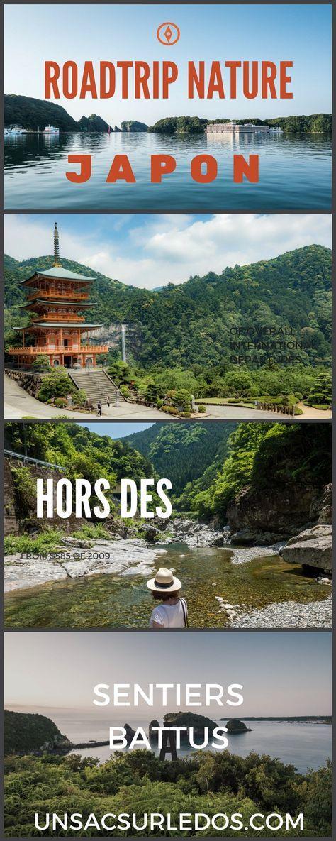 Prêts pour un roadtrip nature ? Récits, coups de coeur et conseils suite à notre roadtrip au Japon à travers le sud du Kensaï. Un voyage inoubliable ! -- Asie, Japon, Kensai, Wakayama, Nara, Yunomine, Nachi, voiture, nature, temple