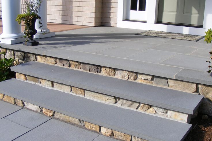 Best Steps And Treads With Images Patio Stairs House Front 400 x 300