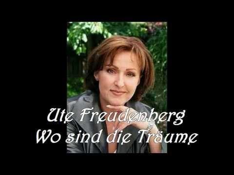 Wo sind die Träume - Ute Freudenberg