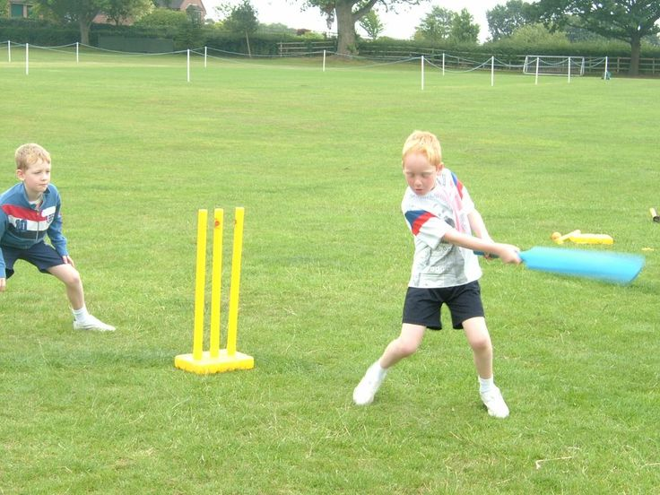 Kwick Cricket @ the Sports Xperience!    #cricket #children #sport #physicalactivity