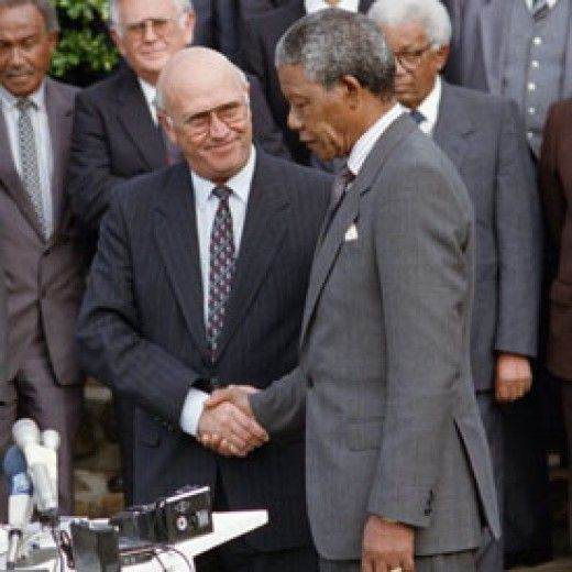 South Africa - End of Apartheid
