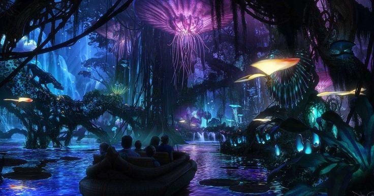James Cameron to Announce Disney Avatar Theme Park Plans in November -- Director James Cameron and producer Jon Landau will unveil their Avatar theme park plans during a Disney D23 event this November. -- http://movieweb.com/disney-avatar-theme-park-plans-james-cameron/