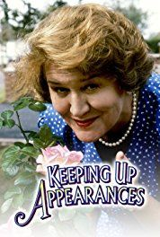 Keeping Up Appearances (1990) Poster