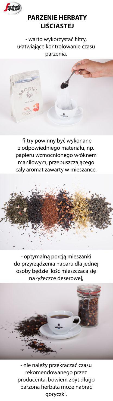 W zależności od wariantu i stopnia rozdrobnienia herbaty, będzie ona wymagać innego sposobu parzenia. Podpowiadamy, o czym warto pamiętać w przypadku mieszanek liściastych. #Segafredo #HerbacianePorady #ParzenieHerbaty #HerbataLiściasta #FiltryDoHerbaty