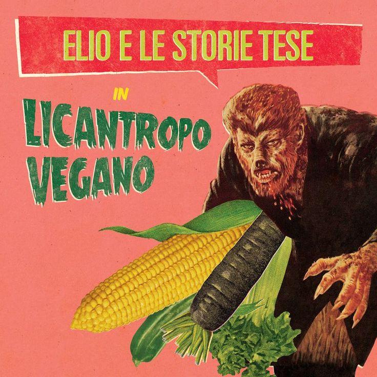 """Elio e le Storie Tese """"Licantropo vegano"""""""