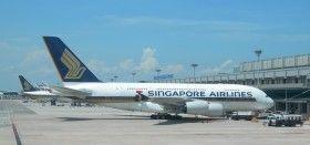 Singapore Airlines 380Airbus