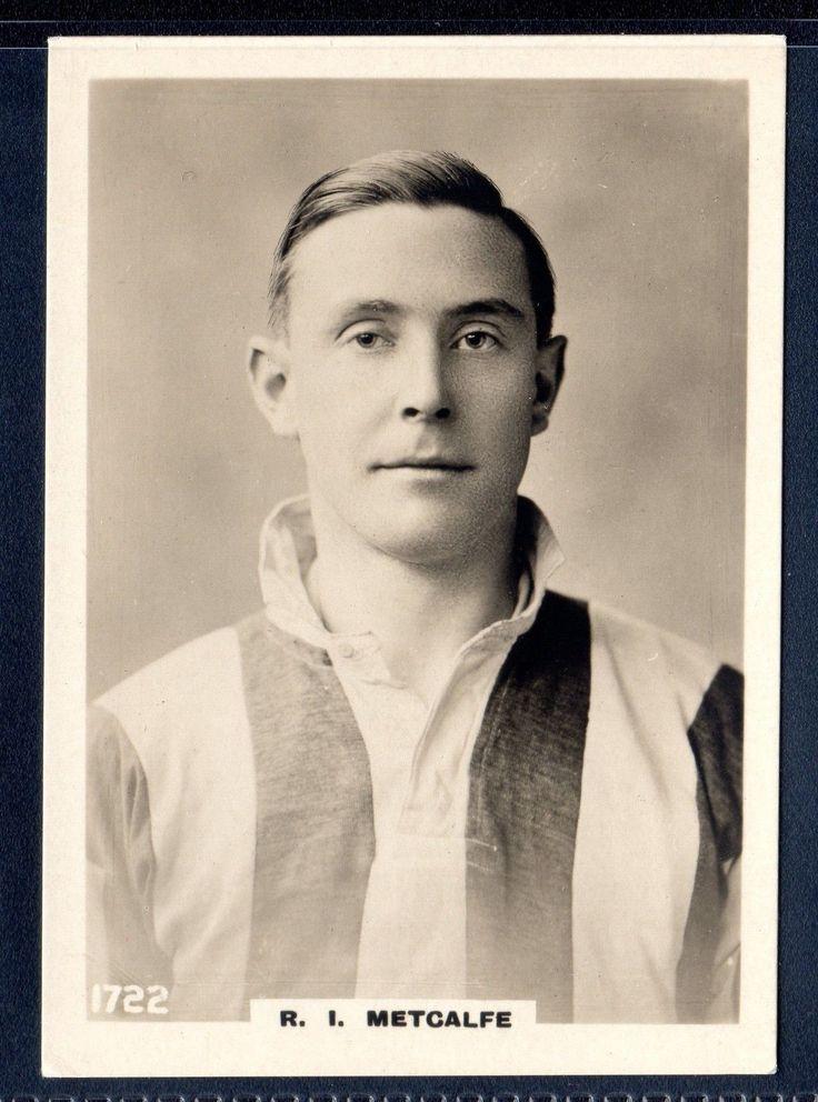 R Metcalfe Clapton FC