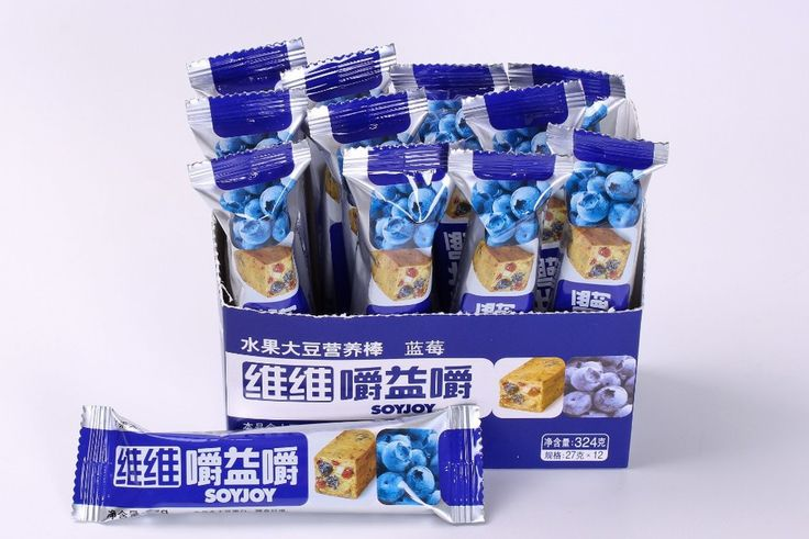 Health Low- GI Snack Teatime energy SOYJOY Blueberry Fruit Soybean Nutrition Bar, View soyjoy fruit soy bar, V V Product Details from V.V Food & Beverage Co., Ltd. on Alibaba.com